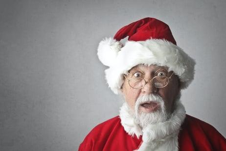 Dec Easy Lift Santa