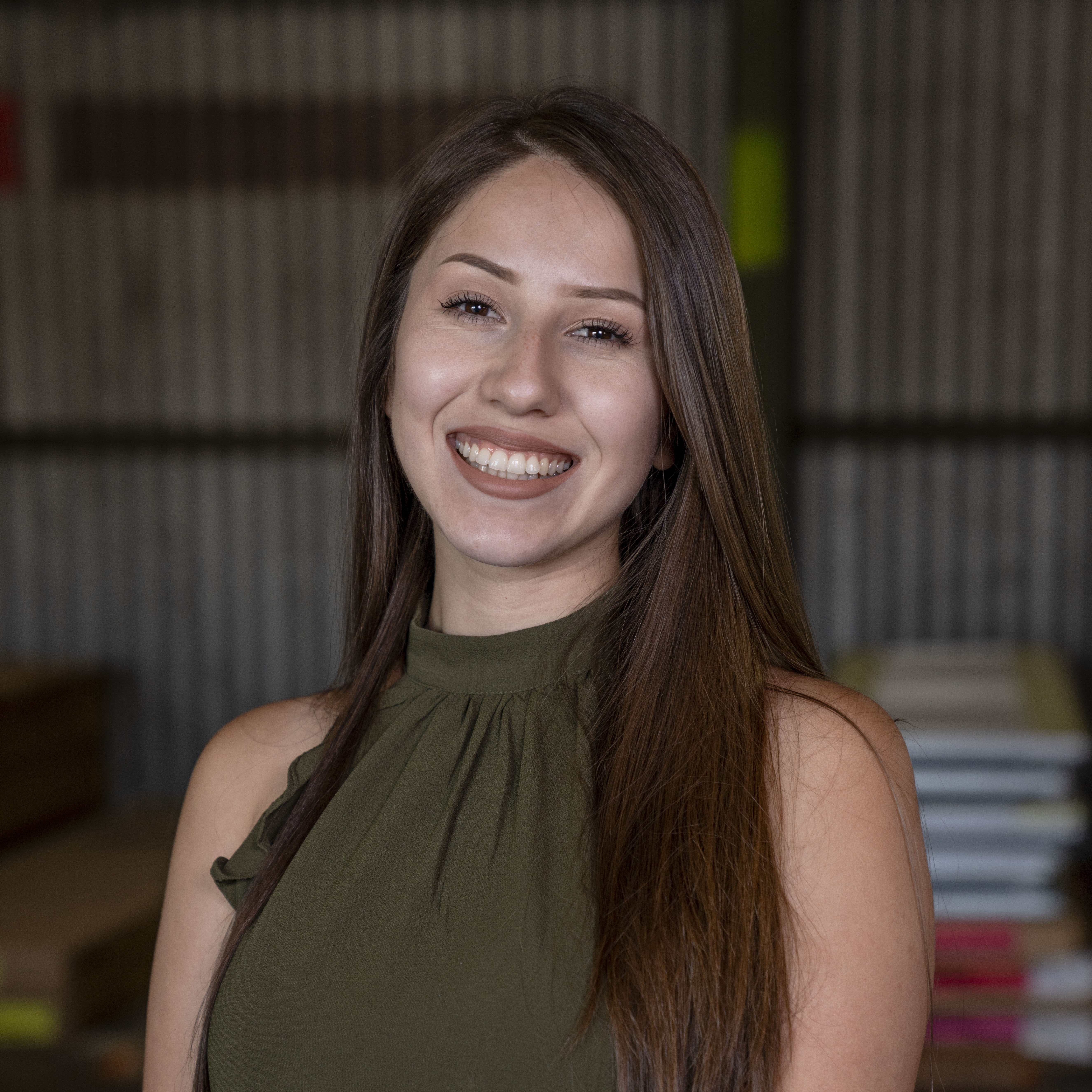 Itzel Carrillo- Customer Service