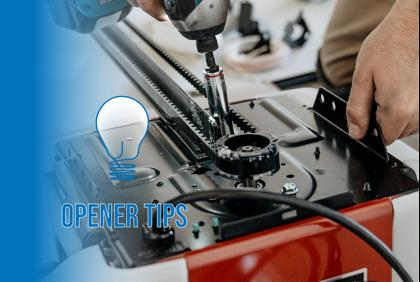 Opener Tips